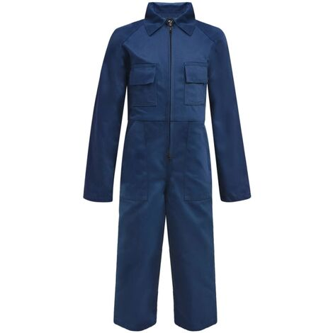 Kid's Overalls Size 158/164 Blue