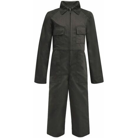 Kid's Overalls Size 98/104 Grey