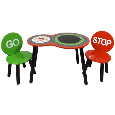 Kidsaw Racing Car Table & Chairs