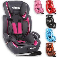 KIDUKU® Autokindersitz Kinderautositz Autositz Kindersitz 9-36kg Gruppe 1+2+3
