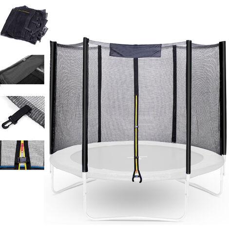 KIDUKU® Trampoline Replacement Net Safety Net Trampoline Replacement Net