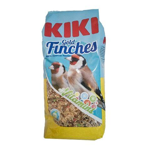 Kiki Alimento Completo para jilgueros y pájaros Silvestres 500 gr