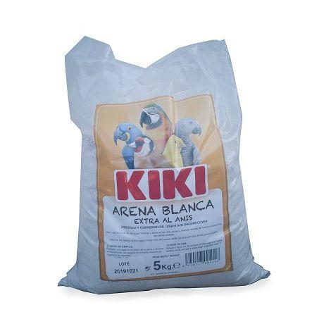 Kiki Arena Blanca Anis 5 kg