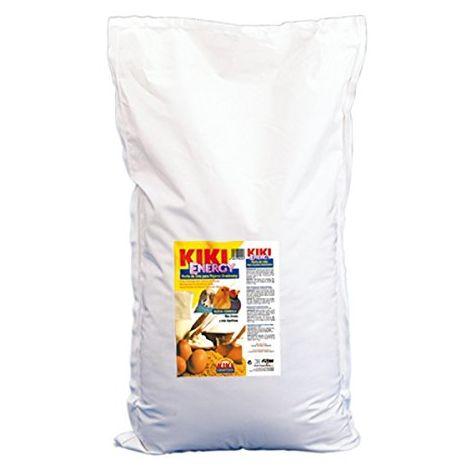 KIKI ENERGY PASTA AMARILLA 25 KG, pasta de cría húmeda para pájaros