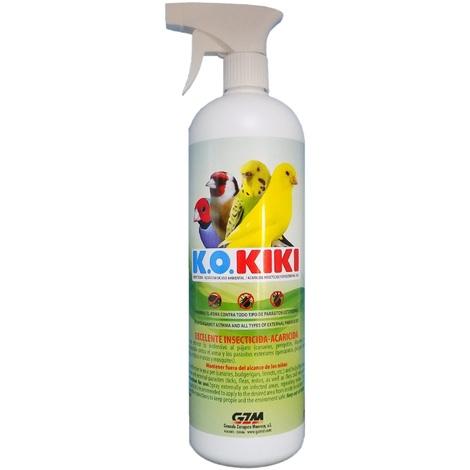 Kiki Insecticida Antiparasitario Pájaros 1 l