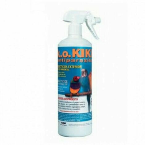 Kiki insecticida - antiparasitario pájaros