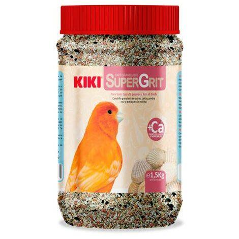 Kiki Supergrit-ostras 1.5kg.
