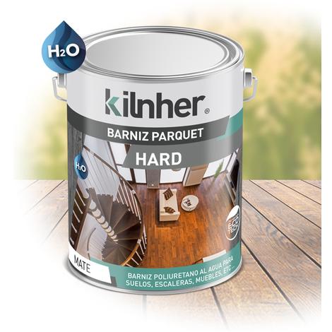 Kilnher -BARNIZ PARQUET HARD - 4L