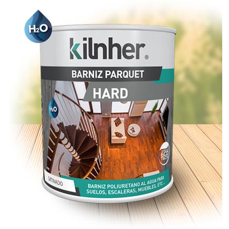 Kilnher -BARNIZ PARQUET HARD - 750ml