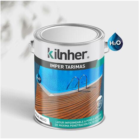 Kilnher -Lasur Impermeable Tarimas - 4L