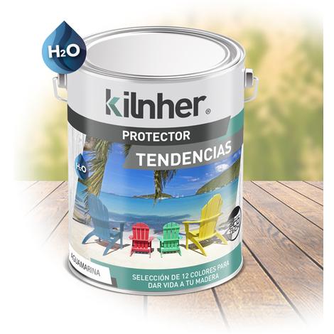 Kilnher - Lasur Protector Tendencias - 4L