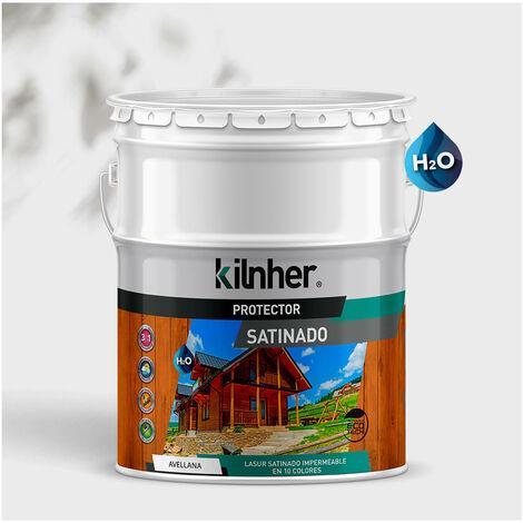 Lasur Protector Satinado - Incoloro (20L)