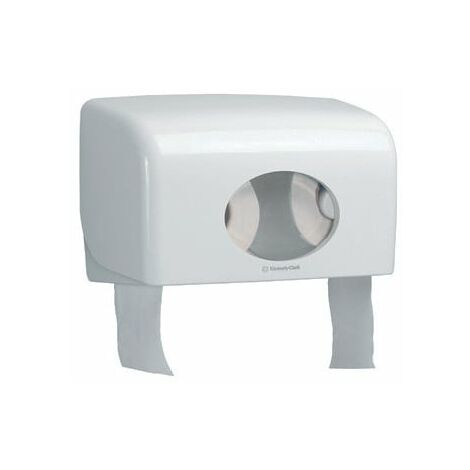 Kimberly Clark Professional Small Roll Tissue Twin Dispenser