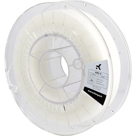 Kimya PS1010TQ ABS-S Filament ABS 1.75 mm 500 g naturel 1 pc(s)