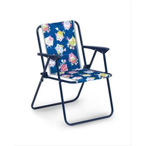 Camping Stuhl Kinder.Kinder Campingstuhl Klappsessel Best Blau