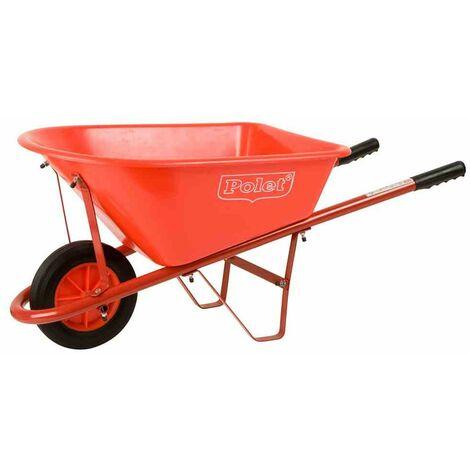 Kinderschubkarre rot Schubkarre Karre Garten Spielzeuge Terrasse Gartenkarre NEU