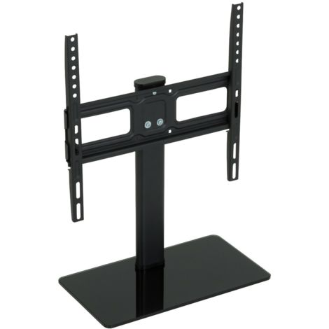 """King Table Top Base Replacement Pedestal Stand With Universal Bracket For 32"""" - 50"""" by TV Furniture Direct"""