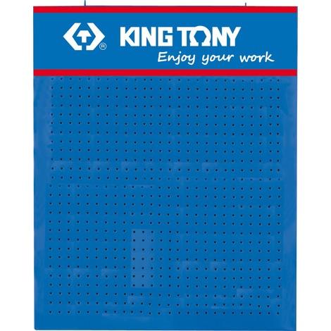 King Tony - Panel perforado mural - 87203