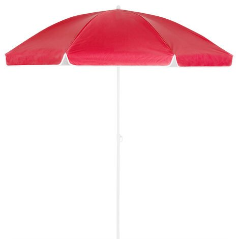 Kingsleeve Beach Sun Parasol Outdoor Garden 180 + 200cm Umbrella Tilt Sun Shade