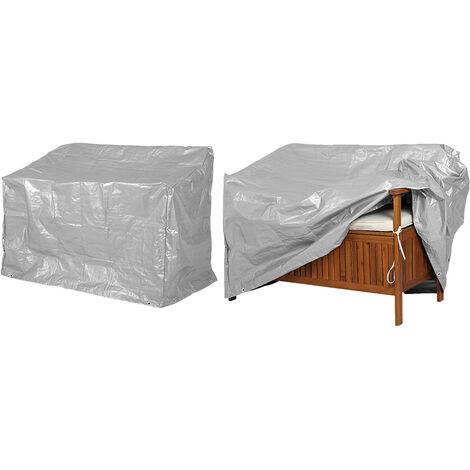 Kingsleeve Funda protectora para muebles de jardín mesa banco sillas contra rayos UV Polietileno exterior