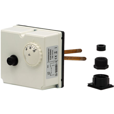 Kingspan Flomaster Cylinder Spare Control & Limit Thermostat