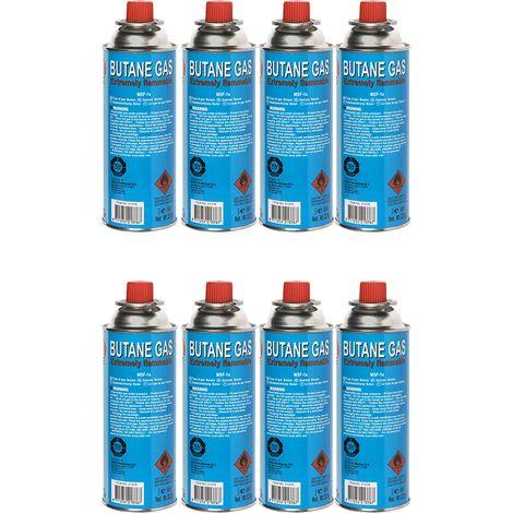 Kinzo 8 x cartouches de gaz pour désherbeur de marque Kinzo