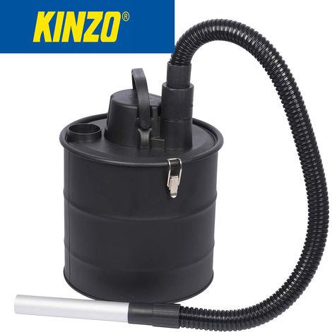 1* Ersatzschlauch für Aschesauger SCHWARZ Ersatzteil für Aschesauger MIT Motor