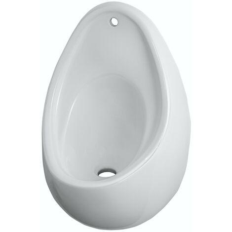 Kirke Curve concealed urinal 600mm