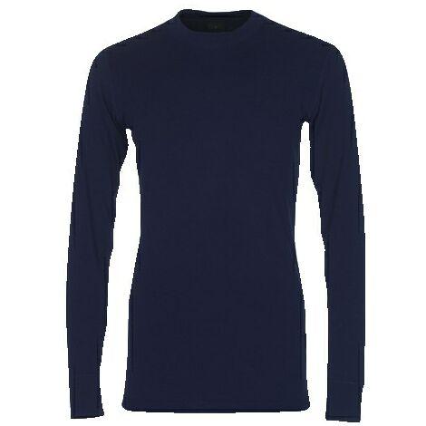Kiruna Premium Thermal Long Sleeve Vest, Blue