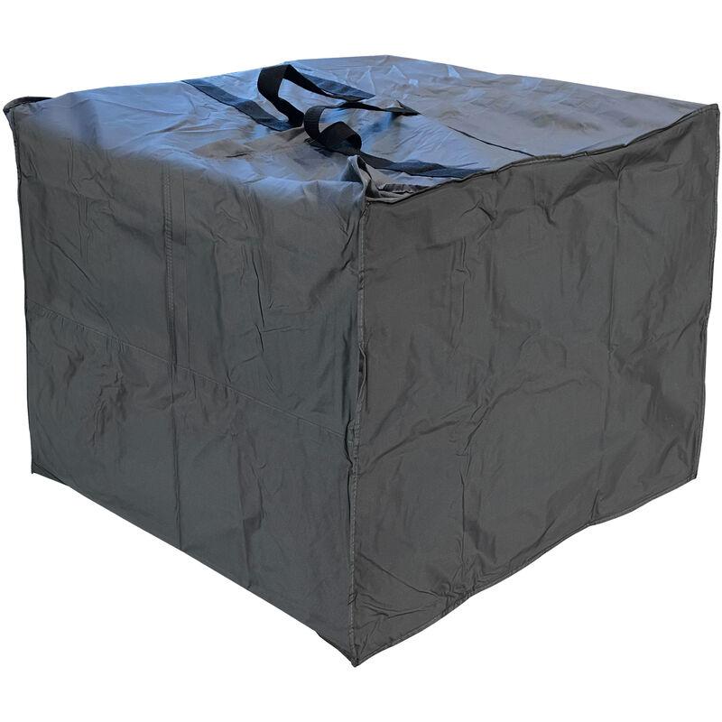 Kissentasche Schutzhülle für Lounge Auflagen 80x80x65cm