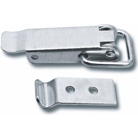 Kistenverschluss - Schließblechform D