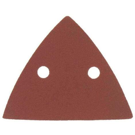 Kit 10 triangles abrasifs AEG grain 240 pour ponceuse vibrante 4932352928