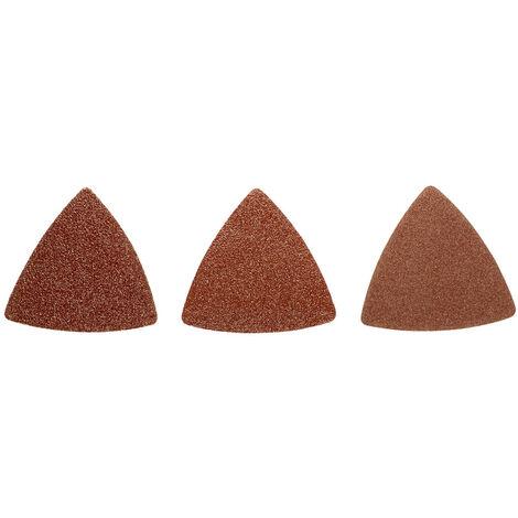 Kit 10 triangles abrasifs Ryobi multitool OnePlus RAK10MT