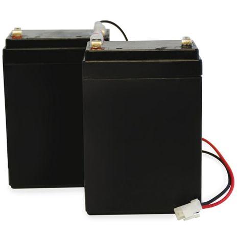 Kit 2 batteries secours, BatteryGate 2, BatteryGate 2