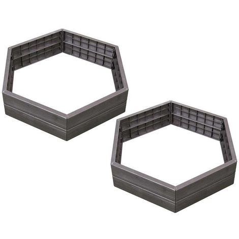 KIT 2 carrés potager empilable ERGO