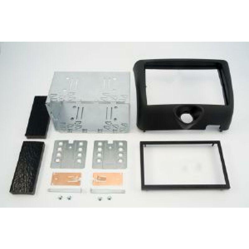 Kit 2DIN compatible avec Toyota Yaris 99-03 - Noir