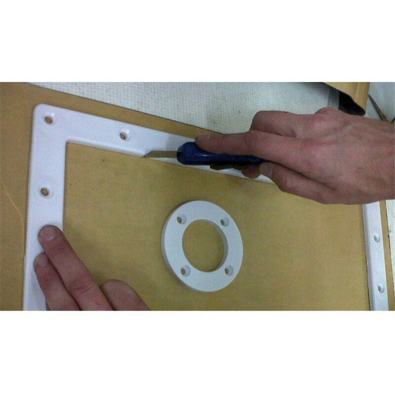 kit 4 plaques de joints autocollants pour piscine. Black Bedroom Furniture Sets. Home Design Ideas