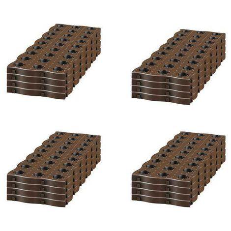 KIT 4x4 sets de dalle de potager