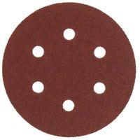 Kit 5 abrasive discs AEG grain 60 150mm 4932430455