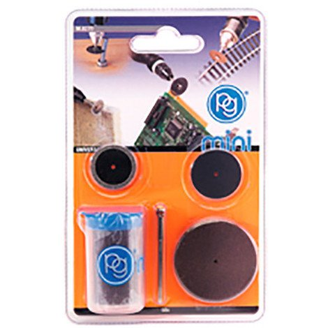 Kit 58 accessoires pour le découpage - M.8270 - PG Mini