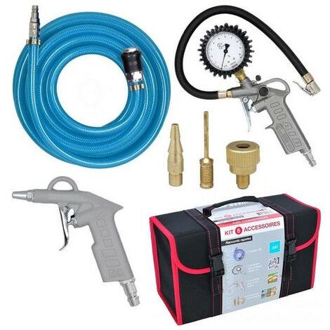 Kit 6 accessoires raccords rapides TB4 PRODIF