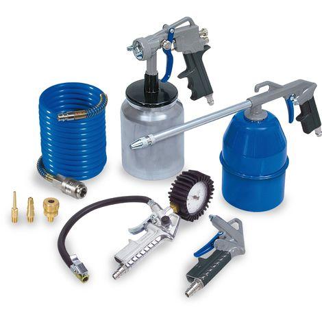 Kit 8 accessoires Compresseur Boite Carton Michelin