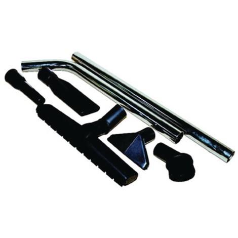Kit accessoires 7 pièces pour aspirateur DIA 40 Réf.1098 PROGALVA