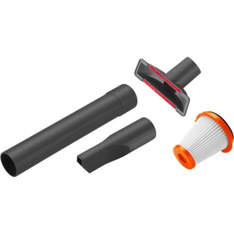 Kit accessoires aspirateur à main EasyClean Li Gardena 9343-20