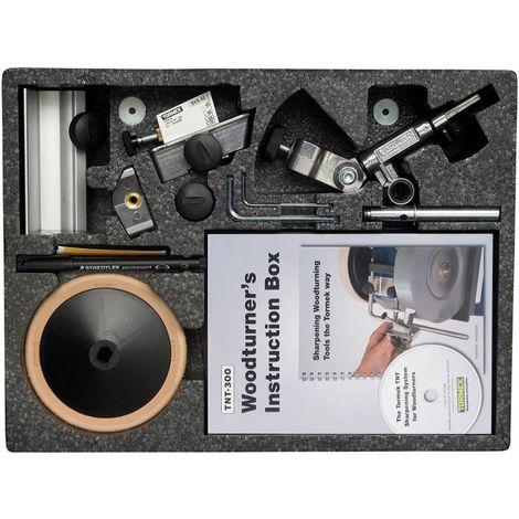 Kit accessoires de tournage TNT-708 Tormek