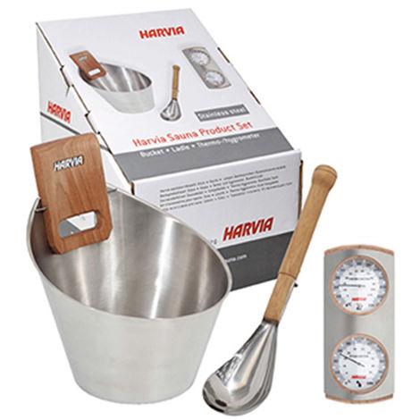 Kit accessoires pour sauna traditionnel - Harvia
