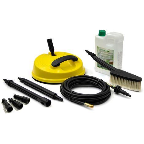 Kit accessoires pour saveurs extérieures pour nettoyeurs haute pression