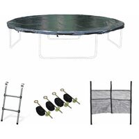 Kit accessoires trampoline ⌀370cm Saturne/Capricorne/ Saturne INNER