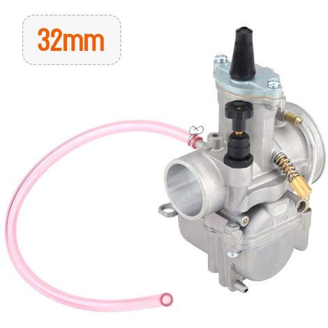 "main image of ""Kit Adaptador universal PWK Power Jet carburadores Carb plana, 32mm"""