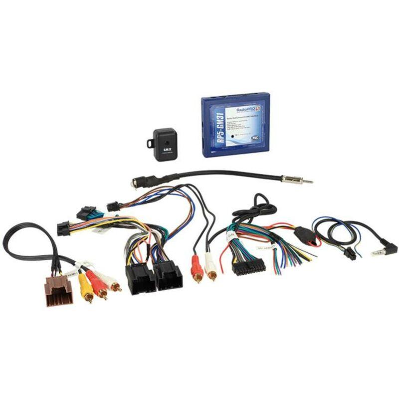 Kit Adaptateur Canbus - GMC compatible avec Chevrolet Cadillac sans navigation